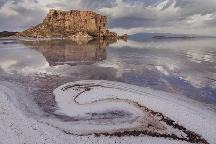 قصه ناتمام بیتدبیری مسئولین نسبت به احیای دریاچه ارومیه!