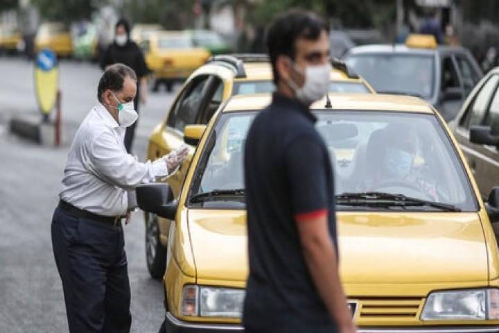 رقص کرونا در تاکسی های ارومیه / بی توجهی مسئولان بر عملکرد حمل و نقل عمومی
