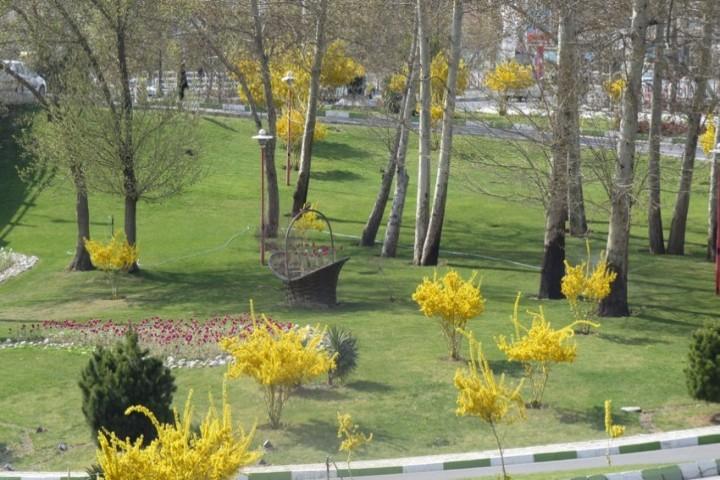 بوستانهای شهر ارومیه نیازمند گسترش و توسعه