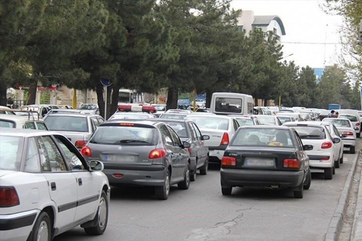 ترافیک، معضل ماندگار در ارومیه