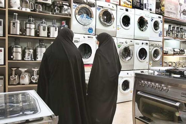 موج گرانی لوازم خانگی در بازار ادامه دارد