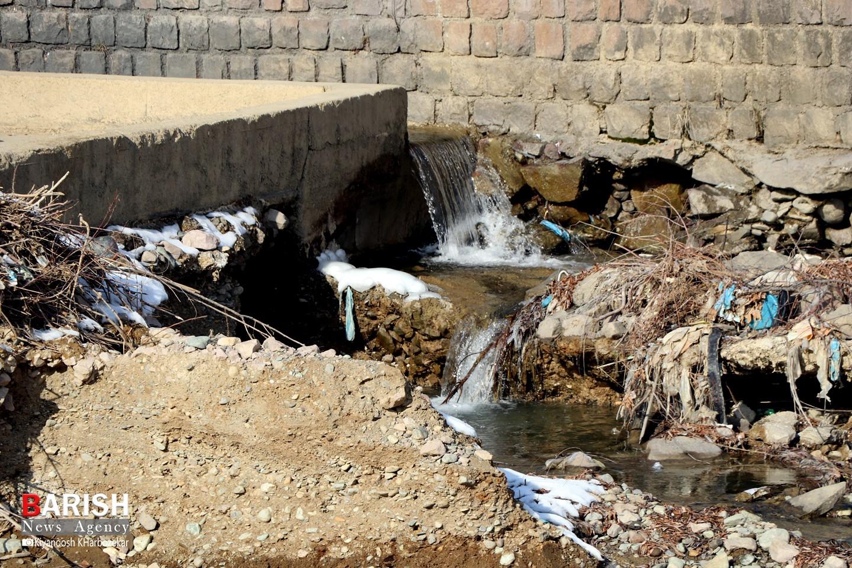 لایروبی شهرچایی ارومیه هچنان در ورطه فراموشی