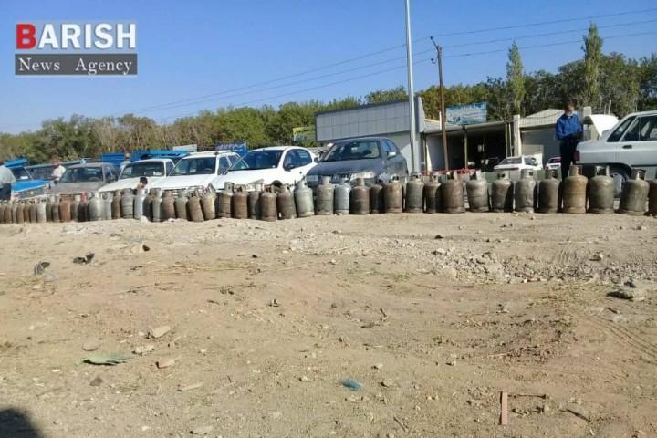 نارضایتی مردم از وضعیت نابسامان کپسول گاز مایع در ارومیه