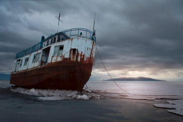 کاهش ۳۰ سانتیمتری تراز دریاچه ارومیه نسبت به سال مشابه/حال ناخوش بزرگترین تالاب مرزی کشور