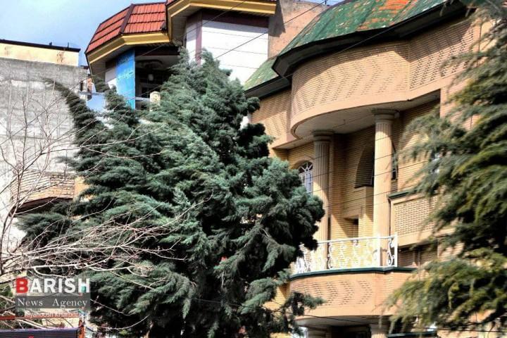 بیشترین سرعت باد در آذربایجان غربی به ۹۷ کیلومتر در ساعت رسید