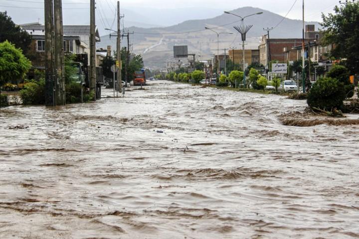 هشدار سیلاب ناگهانی در ۱۱ استان