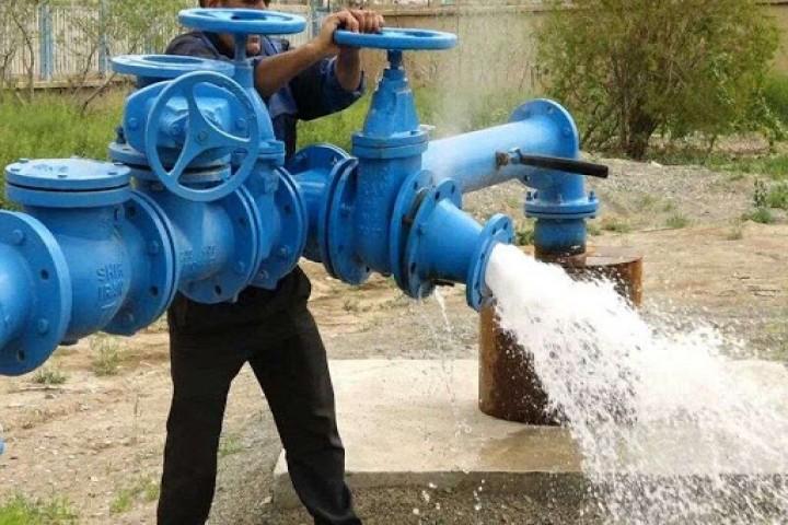 برخورداری 958 خانوار روستای راژان از آب شرب سالم