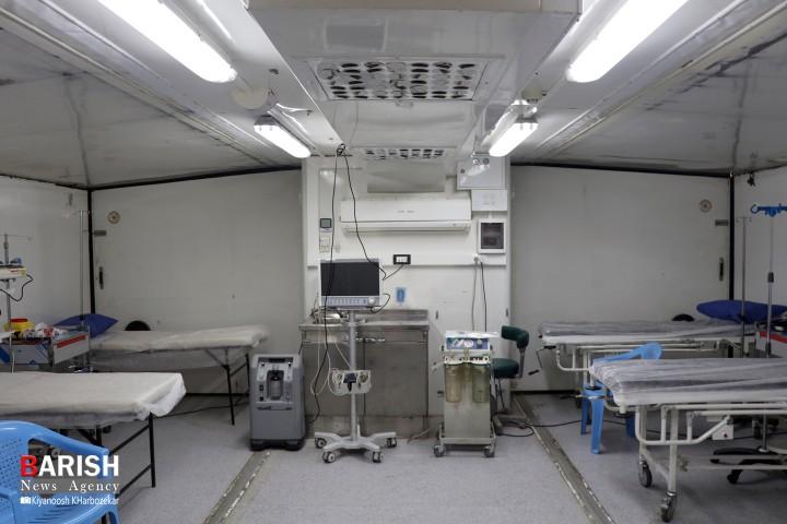 نیاز شدید ارومیه به بیمارستان صحرایی برای بیماران کرونایی