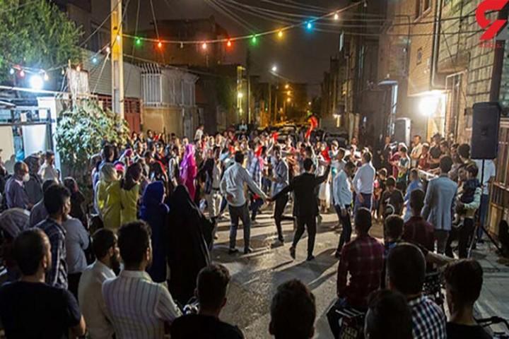 عروسیها در آذربایجانغربی بوی مرگ میدهند
