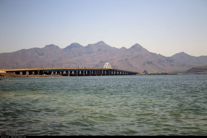 دریاچه ارومیه در چند قدمی احیا شدن / حال خوب دومین دریاچه شور جهان