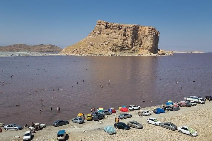 مسیرهای منتهی به دریاچه ارومیه بسته شد!