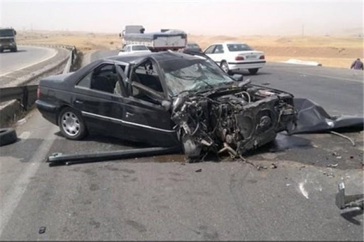 کاهش بالغ بر ۲۶ درصدی تلفات ناشی از تصادفات جادهای در ده ماهه نخست سال جاری