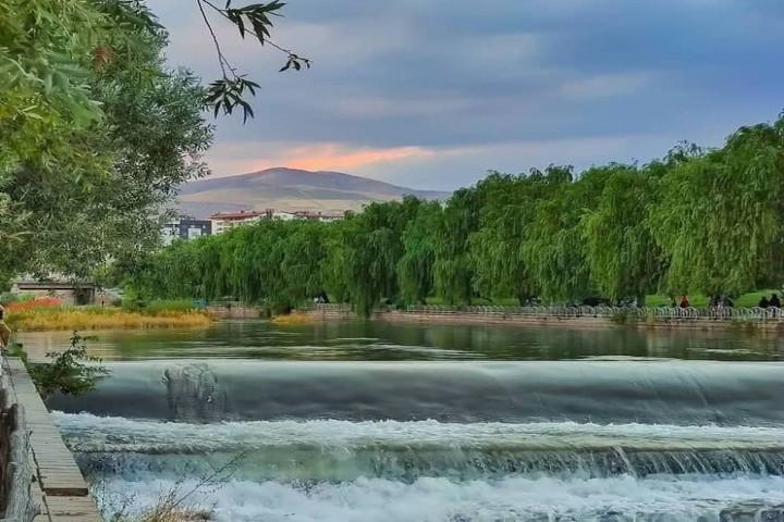 دمای هوای آذربایجانغربی خنک میشود