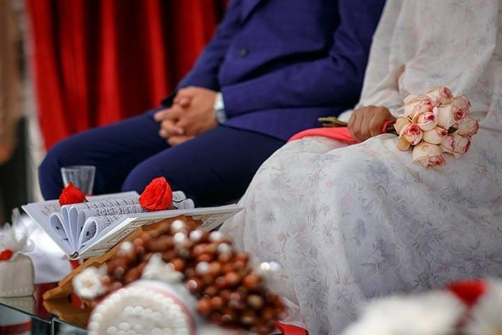 جشن عروسی در بحران کرونا و رفتن به آغوش مرگ