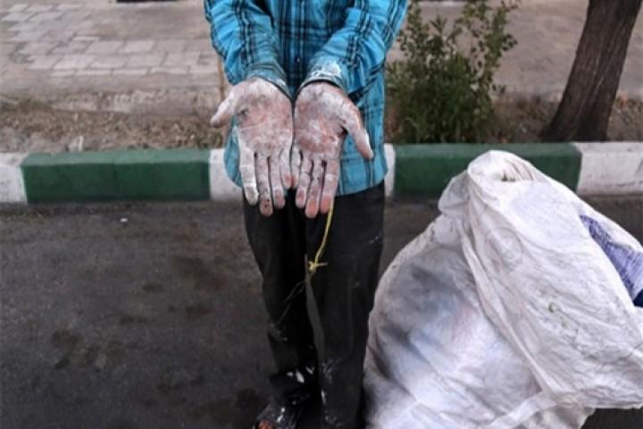 زباله گردی موضوعی شایع بین اقشار ضعیف و محروم ارومیه