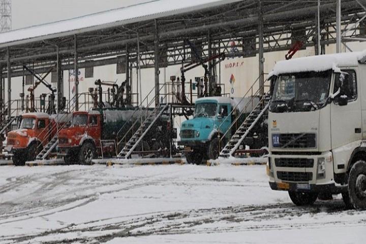 آمادگی شرکت نفت برای تأمین سوخت در شرایط بحرانی