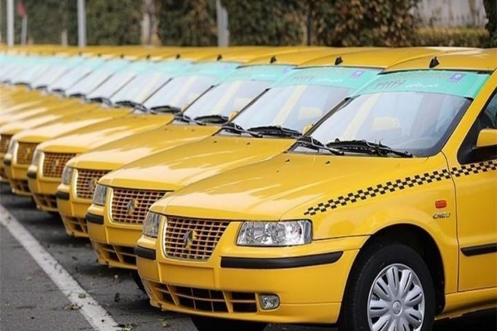 آغاز مرحله دوم نوسازی تاکسی های فرسوده در ارومیه