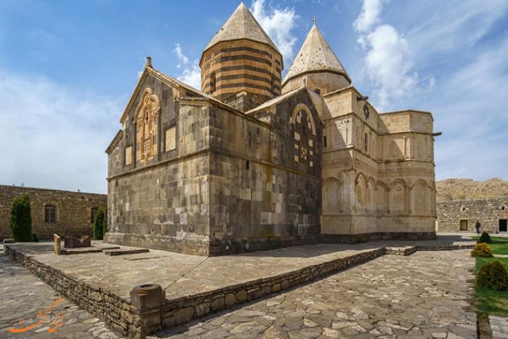 بناهای تاریخی استان تعیین حریم میشوند