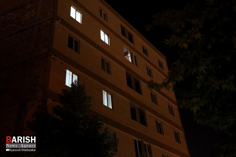 چراغ هایی که در شب بیست یکم ماه مبارک رمضان خاموش نبودند