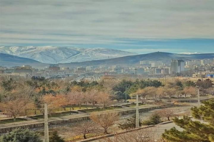 تداوم جو پایدار در آذربایجان غربی  تا اواسط هفته جاری