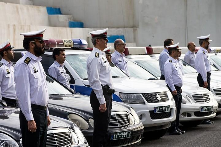 اعلام رضایت شهروندان ارومیه ای از عملکرد واحد اجراییات راهنمایی و رانندگی