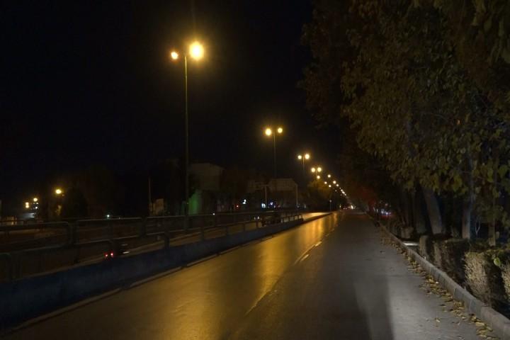 منع تردد شبانه خودروها در اروميه تمديد شد