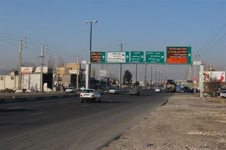 ساماندهی ورودیهای شهر ارومیه در فراموشی مطلق