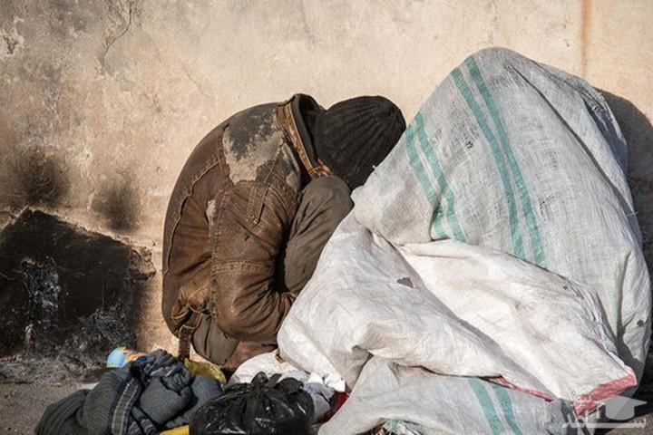ضرورت رسیدگی به کارتن خواب ها در روزهای سرد و کرونایی