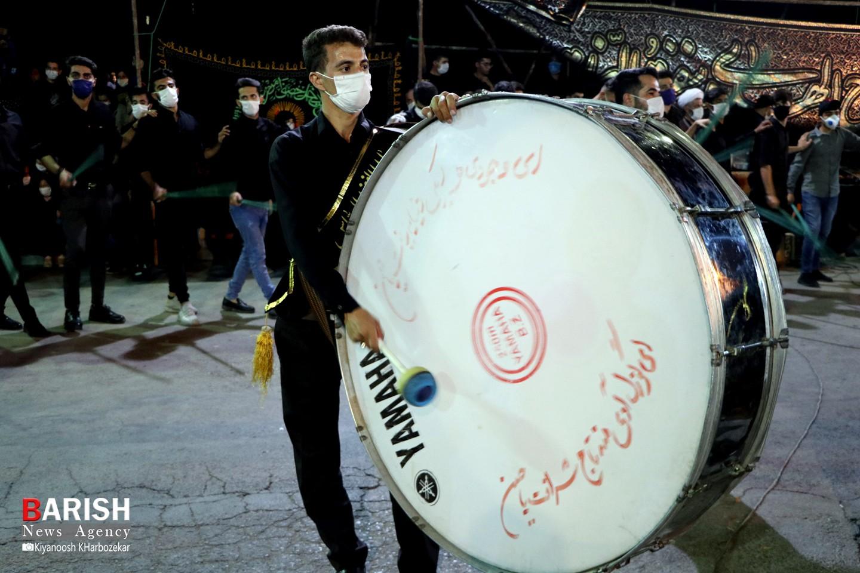 حال و هوای محروم در شب عاشورای حسینی / ارومیه