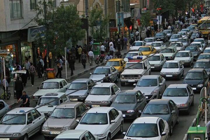 معضل ترافیک همچنان ارومیه را احاطه کرده است!