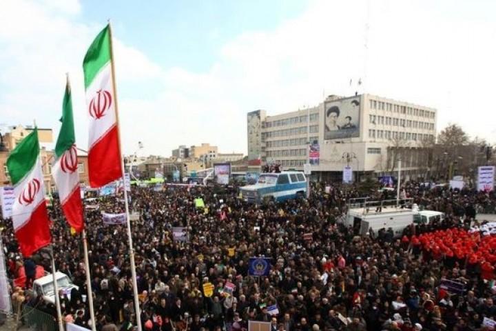 اعلام مسیرهای راهپیمایی ۲۲ بهمن ۹۸ در آذربایجانغربی