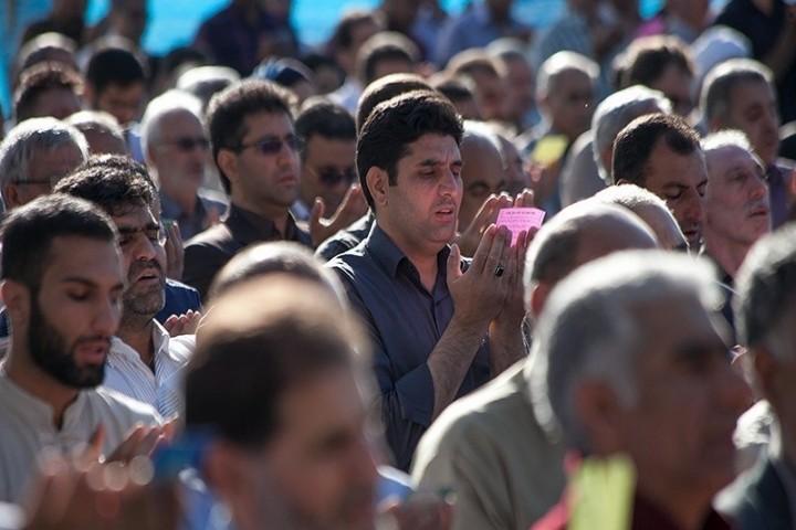 برگزاری نماز عید سعید فطر در مساجد آذربایجانغربی