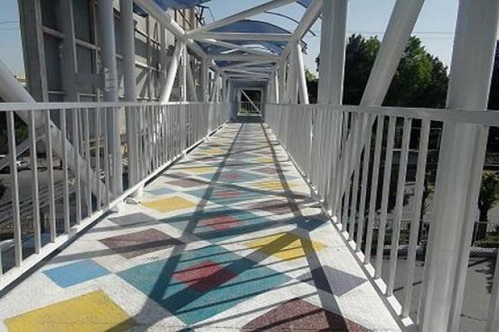 لزوم احداث پل عابر پیاده استاندارد در نقاط حادثه خیز کلانشهر ارومیه