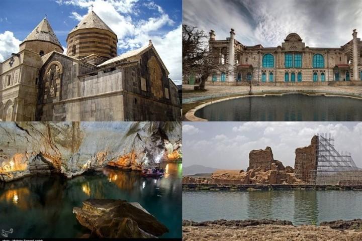 زیرساخت های گردشگری در آذربایجان غربی، توسعه می یابد