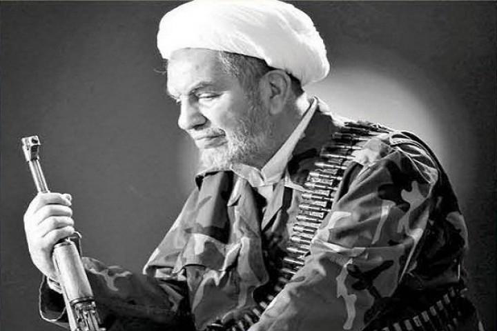 حجت الاسلام حسنی مرد روزهای سخت مقاومت
