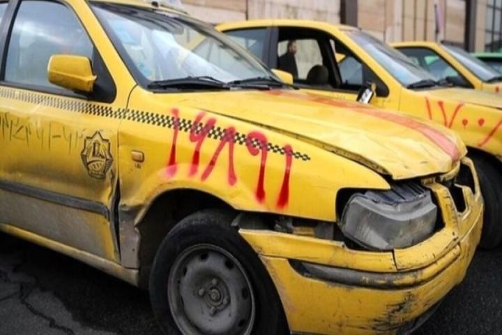 بیش از 2 هزار تاکسی فرسوده در ارومیه نیازمند نوسازی است