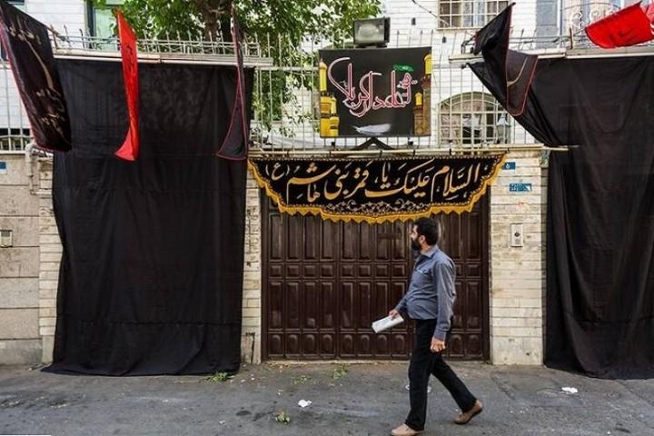 عزاداری اربعین حسینی با شعار هر خانه یک حسینیه در ارومیه برگزار می شود