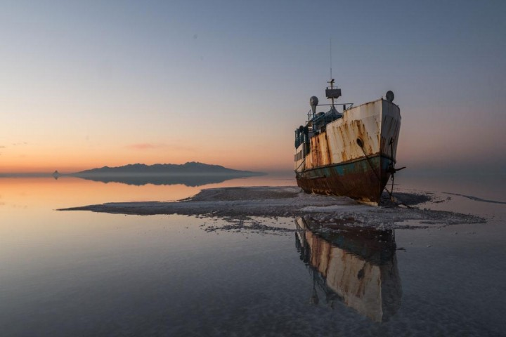 استمرار غفلت مسئولان در احیای دریاچه ارومیه