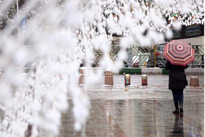 دمای هوای ارومیه سردتر میشود