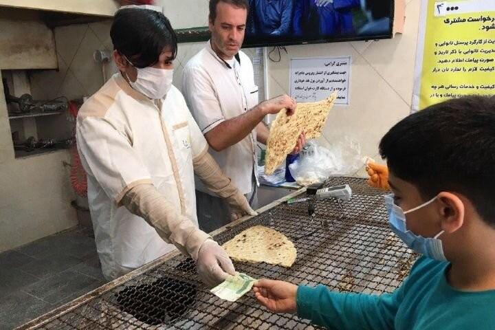ضرورت رعایت پروتکل های بهداشتی در نانوایی ها در ارومیه