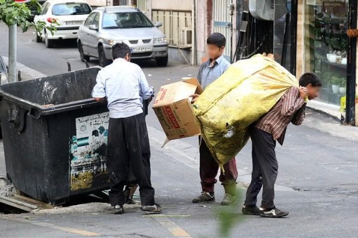 کودکان کار در معرض ابتلا به کرونا