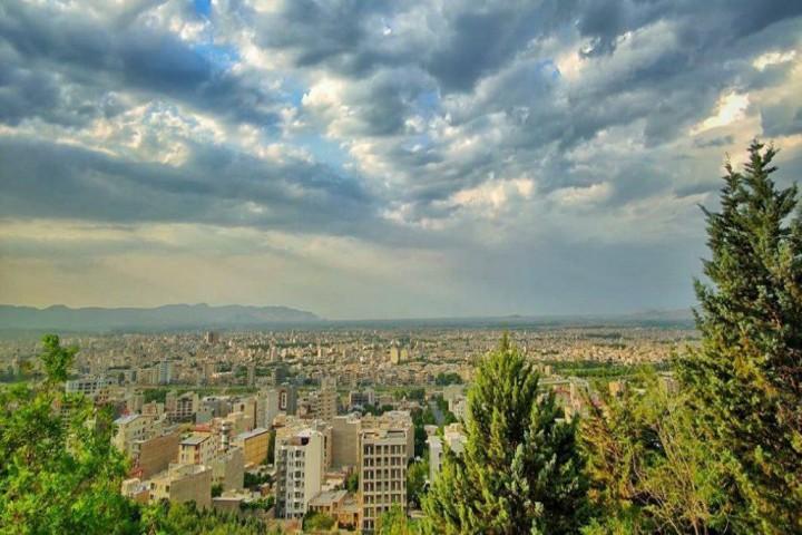 هوای آذربایجانغربی خنک میشود