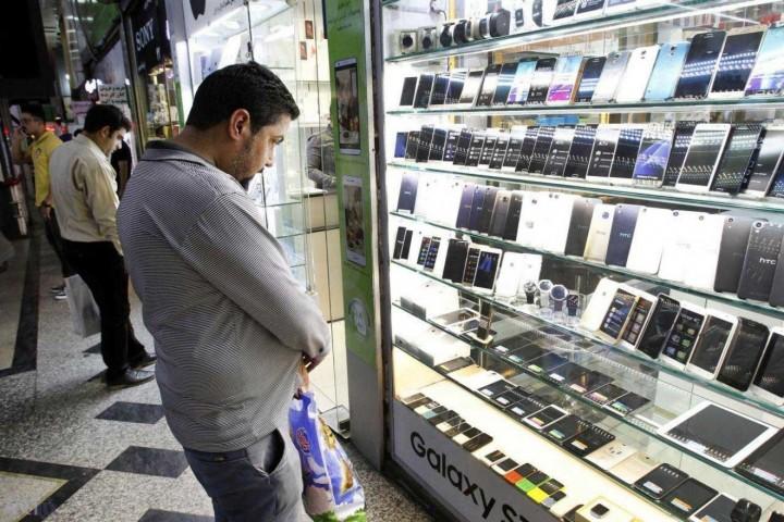 آشفتگی بازار تلفن همراه در ارومیه