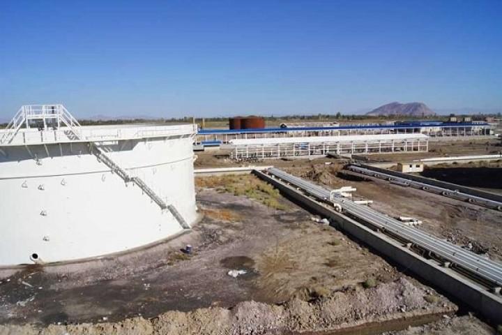 نامگذاری بزرگترین انبار نفت شمالغرب کشور بنام شهید سپهبد سلیمانی