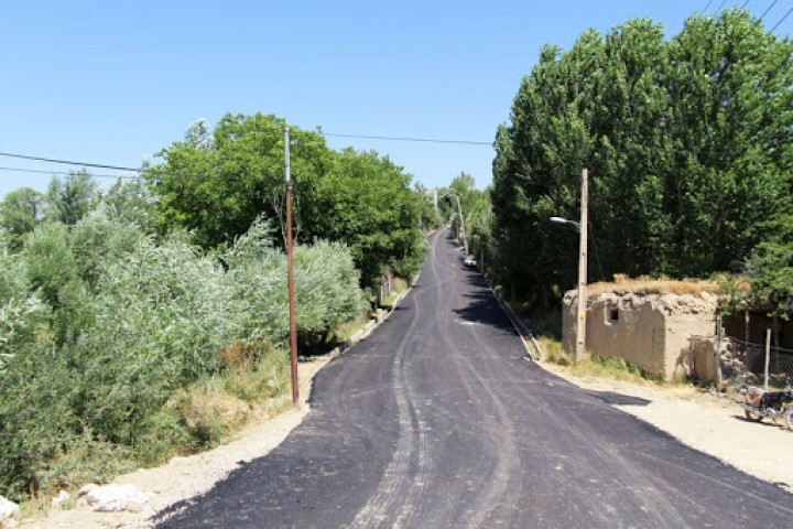 جادههای روستایی، شاهراه توسعه در آذربایجانغربی