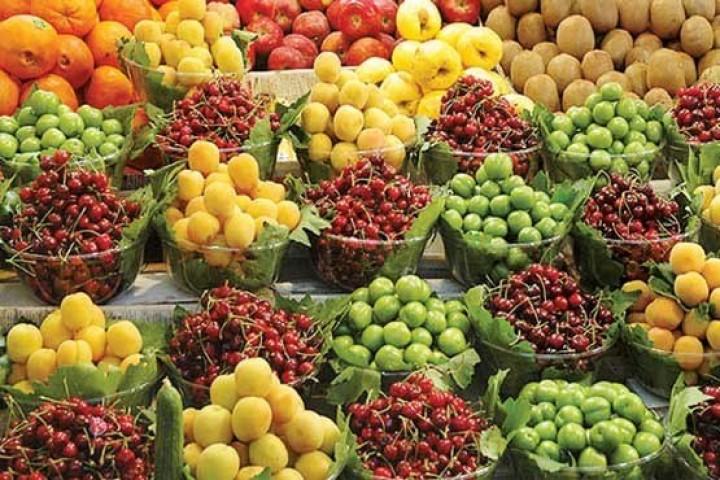 جولان چراغ خاموش گرانی در بازار میوه ارومیه