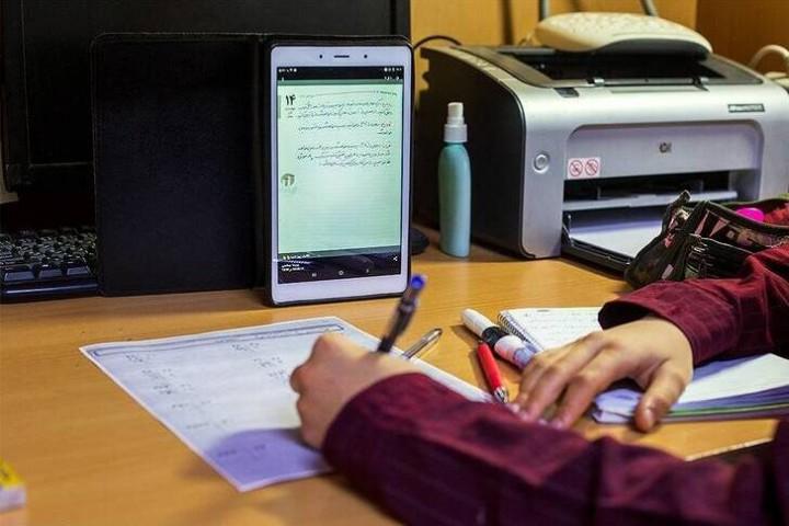 افزایش بی سوادی دانشآموزان زیر سایه آموزش آنلاین