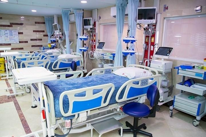 افزایش تختهای مراقب ویژه در بیمارستانهای استان