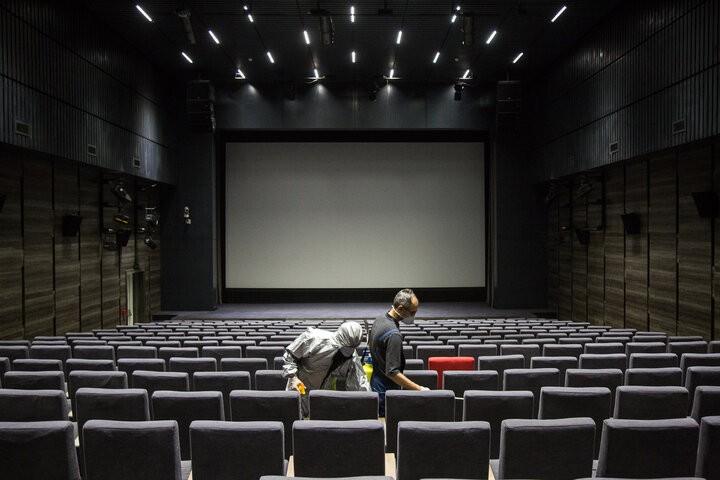 کرونا و خطر نابودی سینماها