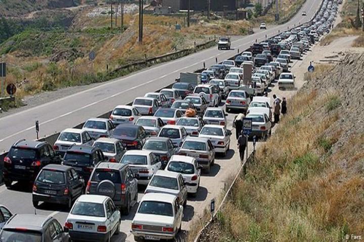 تخلف 25 درصدی ترددهای جاده ای آذربایجان غربی در نوروز